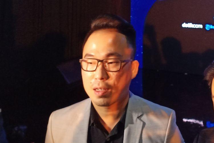 Ilustrasii Edy Kusuma, General Manager for Brand and Activation Vivo Indinesia