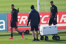 Duka Juventus di Porto, Chiellini Cedera dan Morata Pingsan Usai Laga