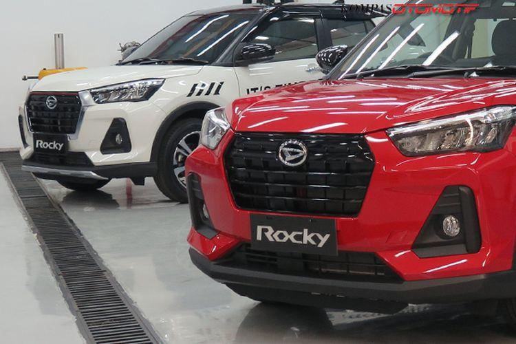 Daihatsu Rocky di Indonesia