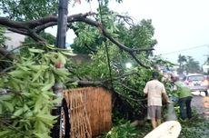 BMKG: Waspada, Cuaca Ekstrem Sudah Mulai Melanda Jabodetabek