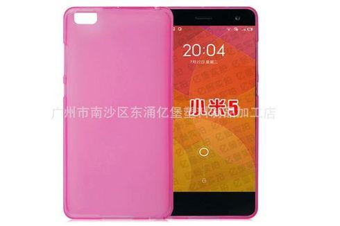 Xiaomi Mi5, Tebalnya Cuma 5 mm?