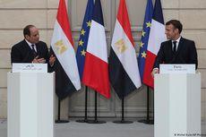 Terlepas dari Isu HAM, Perancis Akan Tetap Jual Senjata ke Mesir