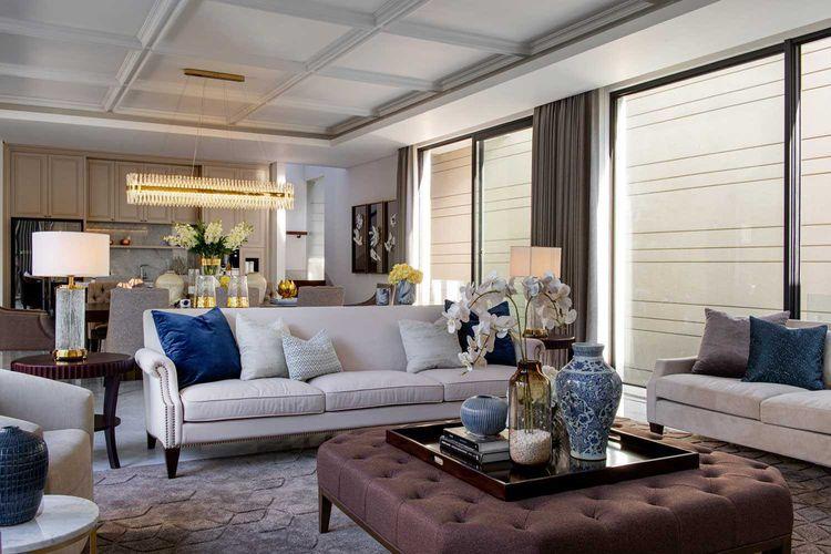 Desain interior kontemporer karya Michael Lauw Studio