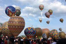 Festival Balon Udara, Upaya Menjaga Tradisi Tanpa Abaikan Aturan