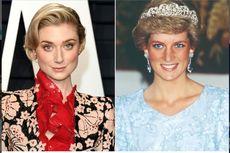 The Crown Mulai Syuting, Lihat Penampilan Elizabeth Debicki Sebagai Putri Diana