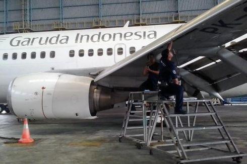 Situs Webnya Diserang, Ini Penjelasan Garuda Indonesia