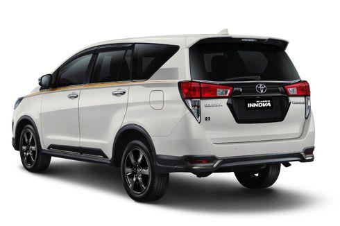 Cuma 1 Jam, Innova Limited Edition 50 Tahun Toyota Langsung Ludes