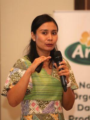 Dokter spesialis anak Lucia Nauli Simbolon.