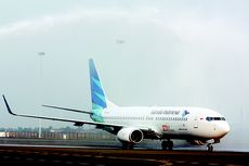 Tiga Hari Terakhir, Penerbangan Maskapai Garuda Indonesia ke Kalimantan Terganggu Karhutla