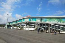 Jumlah Penumpang Pesawat di NTT Turun, Bandara Komodo Terbanyak