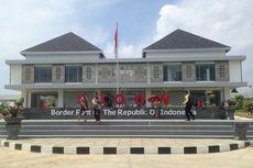 Beginilah Wajah PLBN Skouw, Halaman Depan Indonesia di Ujung Timur Papua