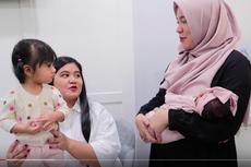 Dapat Kado Sepeda dari Anak Presiden Jokowi, Fitri Tropica: Baby Sada Berhasil Sebut Nama-nama Ikan