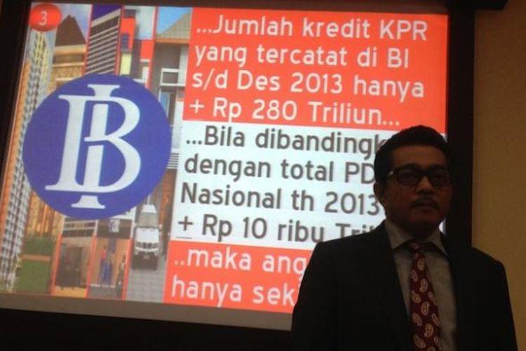 Pengamat properti Panangian Simanungkalit punya pendapat berbeda mengenai kehadiran CBD baru di Jakarta. Menurutnya, tidak mungkin ada CBD baru, selain pusat bisnis di kawasan segitiga emas.