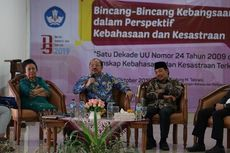 Utamakan Pemakaian Bahasa Indonesia di Ruang Publik