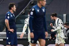 Juventus Vs Lazio - Ronaldo Belum Main, Pasukan Pirlo Tertahan