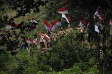 Napak Tilas Nyi Ageng Serang, Pencinta Alam Kibarkan Merah Putih di Puncak Kendeng Utara