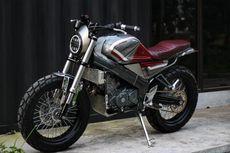 Lepas Baju, Honda CBR150R Bergaya Scrambler