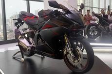 Honda: Budaya Beli Motor Baru Via Online Masih Butuh Waktu