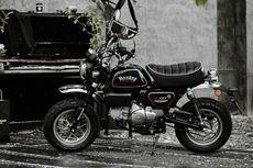Kisaran Biaya Modif Motor Bebek Jadi Honda Monkey