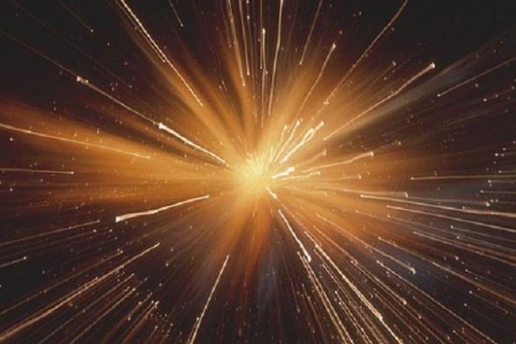 Kiamat tak akan terjadi dengan Big bang, tetapi dengan Big Rip.