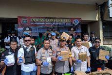 Lolos dari Keamanan Bandara Soekarno-Hatta, Penyelundup 2 Kilogram Sabu Dibekuk di Apartemen