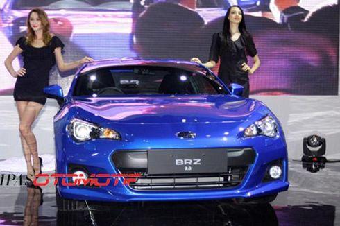 Bea Cukai Lelang Subaru BRZ, Hanya Rp 200 Jutaan