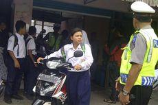 Ini Alasan Pelajar Dilarang Bawa Motor ke Sekolah