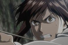 5 Hal Tak Masuk Akal Tentang Karakter Sasha di Attack On Titan