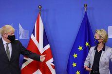 Masa Transisi Brexit Berakhir, Inggris-UE Sambut Hubungan Baru