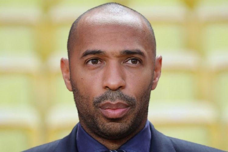 Thierry Henry baru saja ditunjuk AS Monaco sebagai pelatih anyar untuk menggantikan Leonardo Jardim yang dipecat pada Sabtu (13/10/2018).
