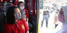 Pandemi Covid-19, Kemnaker Pulangkan 433 Calon Pekerja Migran ke Kampung Halaman