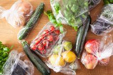 Perancis Larang Bungkus Plastik untuk Buah dan Sayur Mulai 2022
