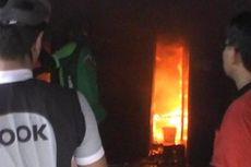 Kebakaran Ludeskan Studio Musik di Solo