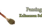 Alat Musik Panting Khas Kalimantan Selatan
