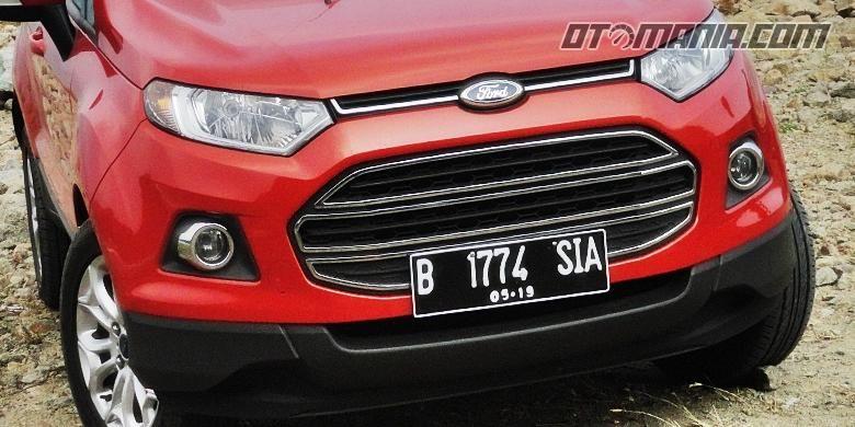 Harga Ford Ecosport naik bulan ini