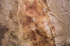 Lukisan Stensil Tangan Tertua di Dunia Ditemukan di Sulawesi