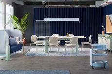 Materium, Koleksi Furnitur Serba Fleksibel untuk Era Digital