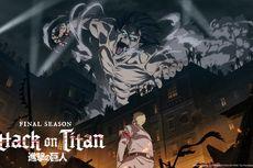 Gempa di Jepang, Penayangan Episode Baru Attack on Titan Ditunda