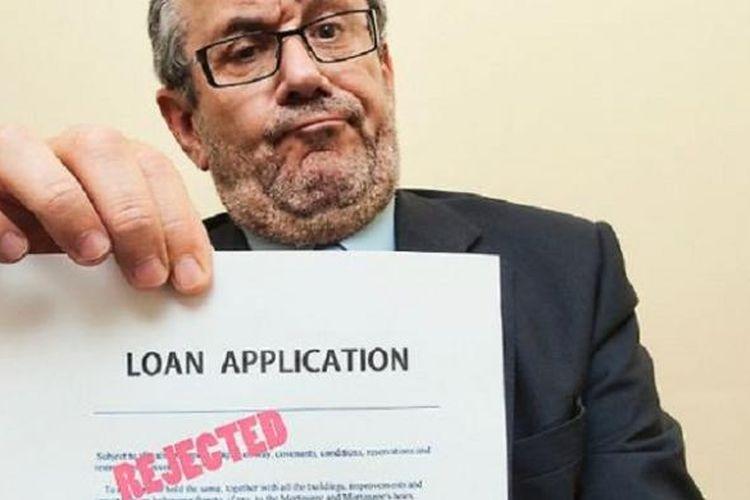 Ilustrasi kredit ditolak bank, restrukturisasi adalah, restrukturisasi kredit, arti restrukturisasi, apa itu restrukturisasi, pengertian restrukturisasi