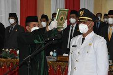 Lantik Dailami sebagai Wabup Bener Meriah, Gubernur Aceh Minta Fokus Tangani Covid-19