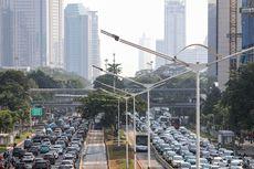 Selasa Siang, Kualitas Udara Jakarta dan Bekasi Tidak Sehat