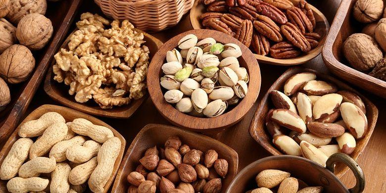 Ilustrasi kacang.