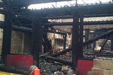 Tiga Patung Dewa di Wihara Dharma Bakti Diselamatkan dari Api