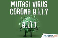 INFOGRAFIK: Mengenal Mutasi Virus Corona B.1.1.7 Inggris yang Sudah Masuk Indonesia