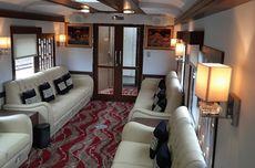 Kereta Api Pariwisata Kembali Dioperasikan, Perhatikan Ketentuannya