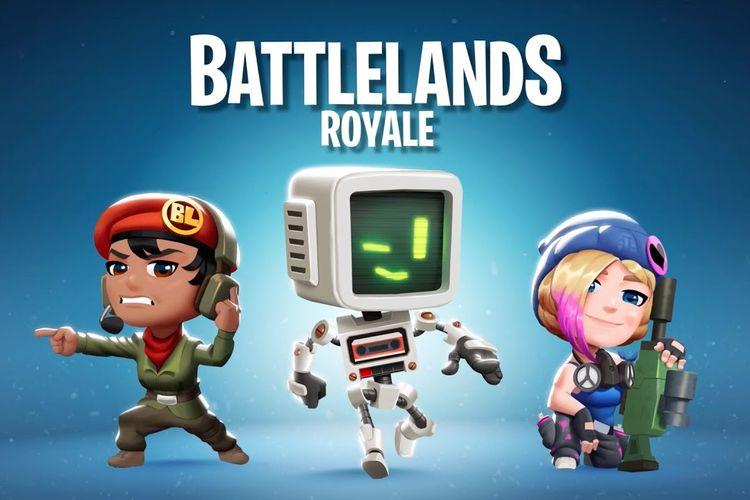 Ilustrasi game Battlelands Royale