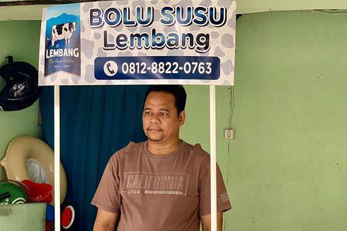 Dapat Relaksasi Kredit, Pedagang Kue di Jakarta Ini Merasa Terbantu