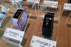 Gelang Pintar Fitbit Charge 3 Resmi Dijual di Indonesia, Harganya?