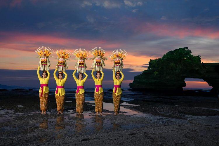 Ilustrasi Bali.