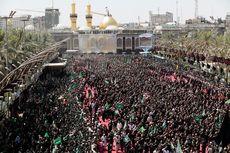 Ritual Asyura di Irak Ricuh, Lebih dari 30 Orang Tewas Akibat Berdesakan